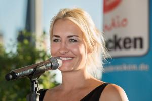 Fotoeinsatz beim Sarah-Connor-Dachterrassen-Konzert