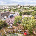 Stars For Free 2016 im Stadtpark Magdeburg
