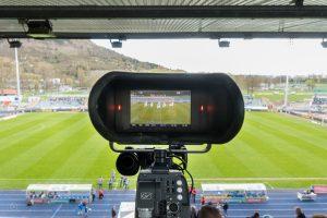 Live-Übertragung Fußball aus Jena