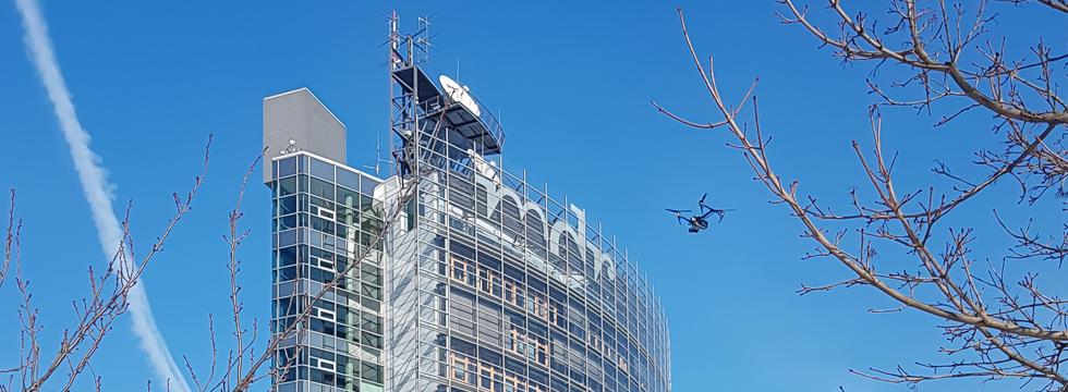 Drohne Leipzig mdr