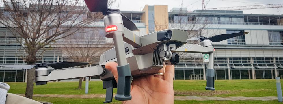 Drohne Leipzig
