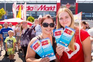 Fotograf in Magdeburg - Stars for Free Ticketparty