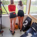 Sport-Kameramann in Bischofswerda