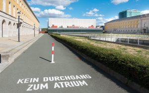 Atrium - Zwischen Den Zeiten - Stadtrundgang Weimar