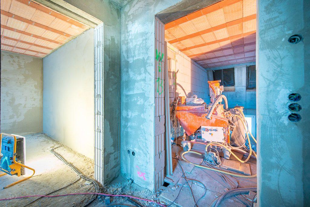 Baufortschrittsdokumentation