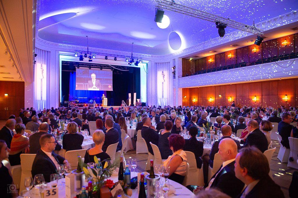 Festrede 7. Leunaer Wirtschaftsball 2018, MP Dr. Reiner Haseloff