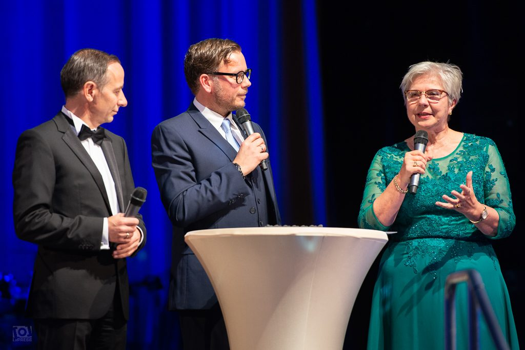 Dr. Christof Günther (Geschäftsführer InfraLeuna GmbH), Holger Tapper, Dr. Dietlind Hagenau