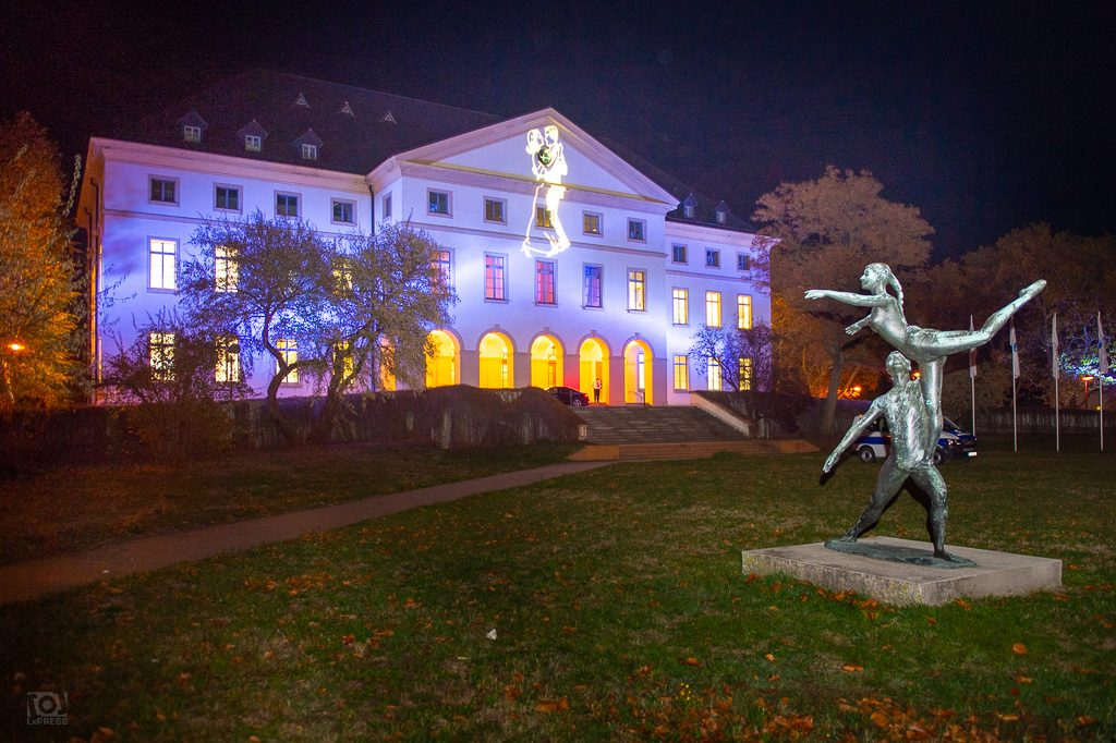 Kulturhaus cCe Leuna Nacht Wirtschaftsball Leuna 2018