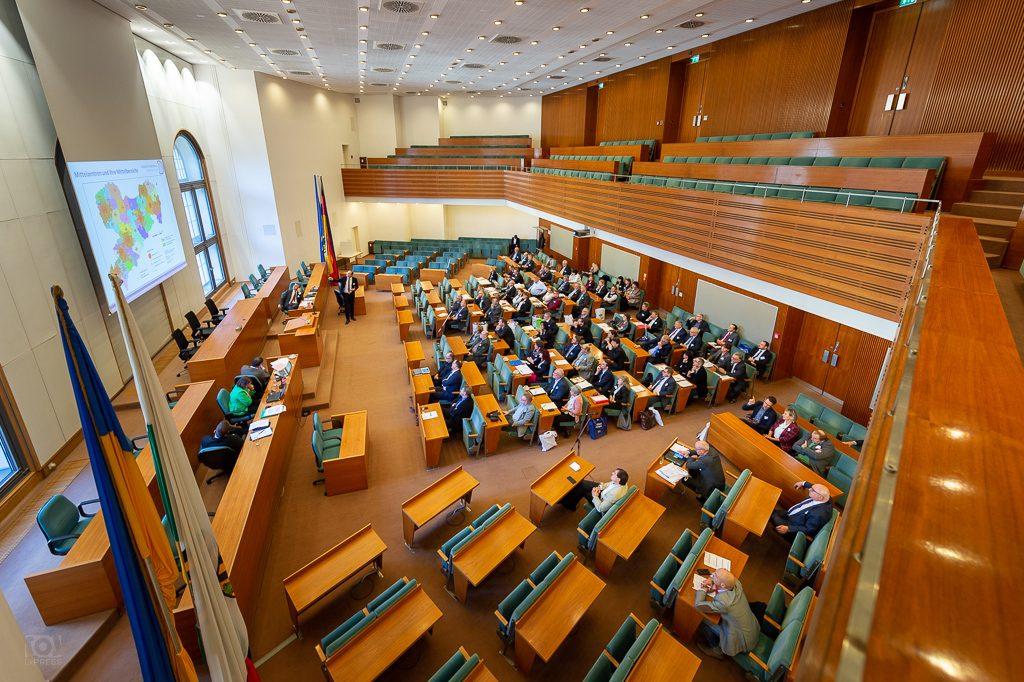 Sitzungssaal - Neues Rathaus Leipzig