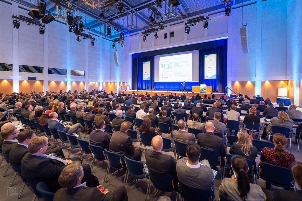 Vortragsprogramm Messekongress CCL