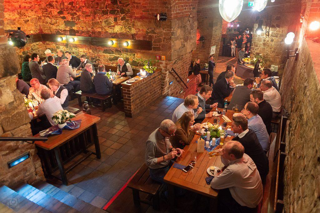 Abendveranstaltung Moritzbastei
