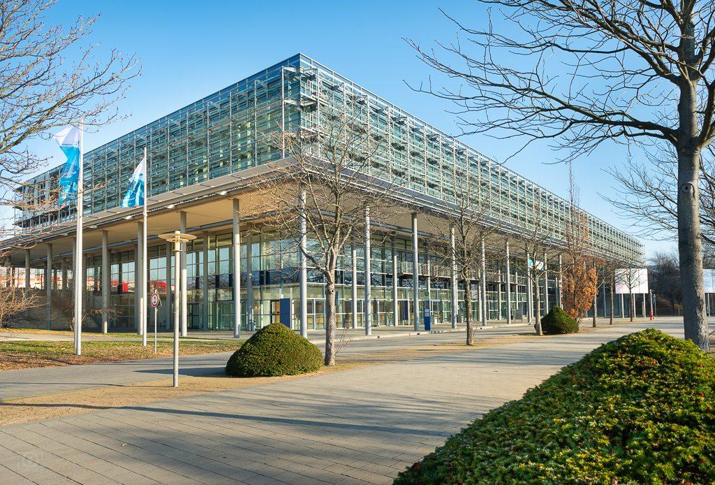 Fotograf Congress Centrum Leipzig