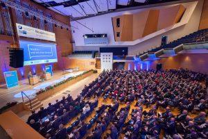 Neujahrsempfang der gewerblichen Wirtschaft der IHK und HK Halle 2019