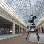 Kameramann im Kaufhaus Tietz in Gera