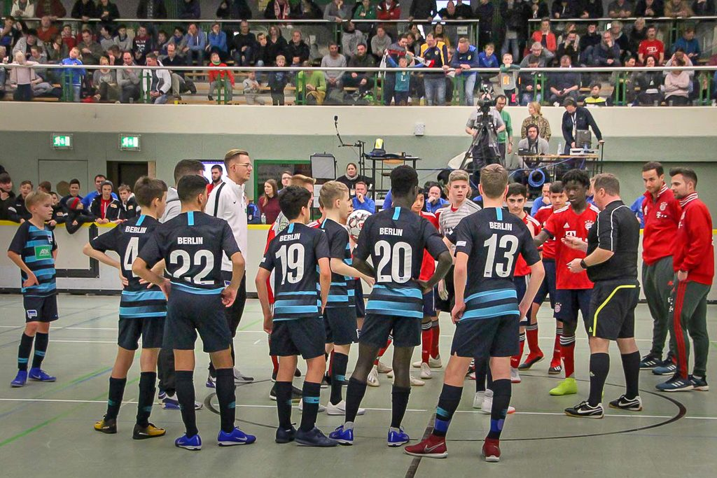 Kameramann MDR, Bild: BSV Eintracht Sondershausen