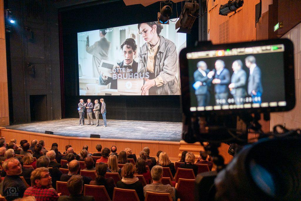 """Filmpremiere """"Lotte am Bauhaus"""" im Deutschen Nationaltheater Weimar"""
