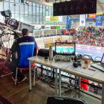 Live-Kamera Champions-League Handball