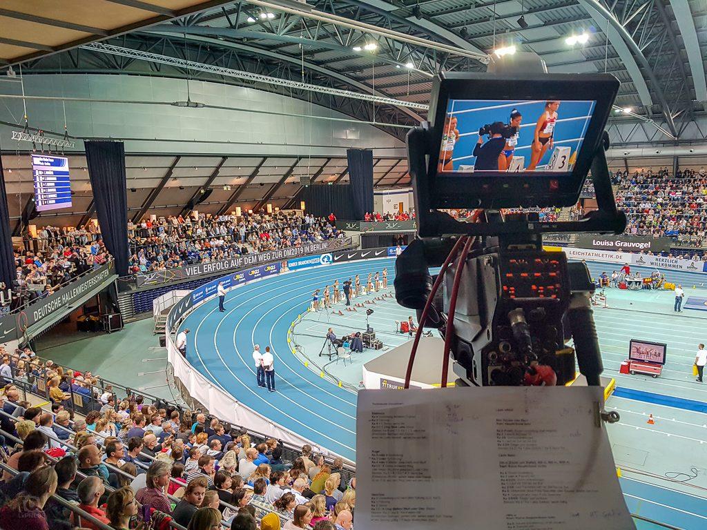 Deutsche Hallenmeisterschaft Leichtathletik 2019 in Leipzig