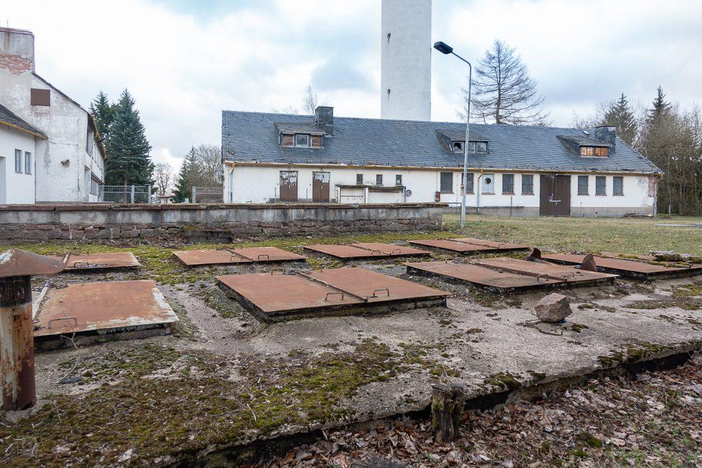03/2019 - Gelände des Senders Kulpenberg