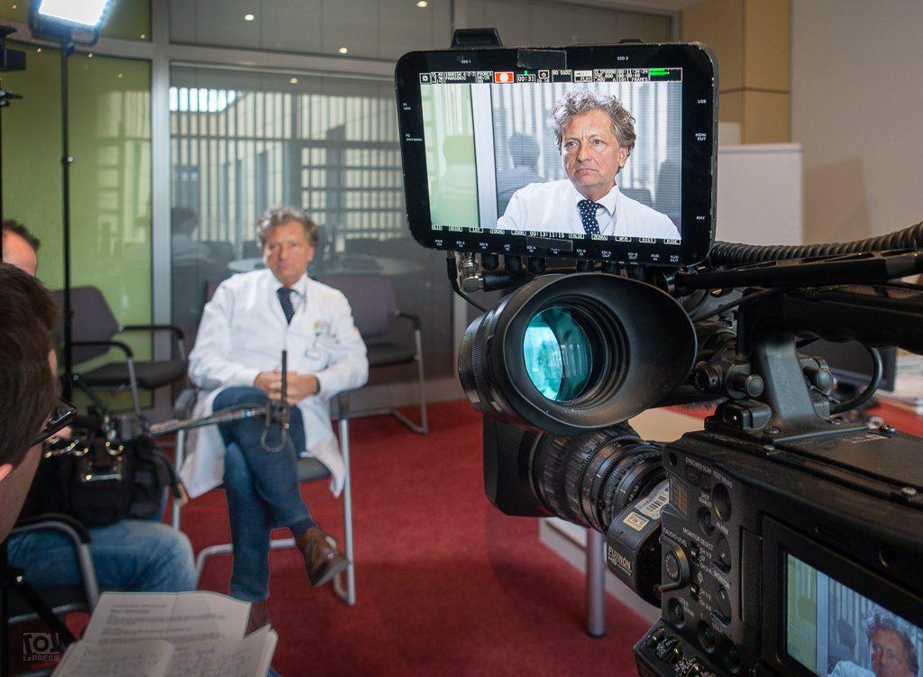Chefarzt PD Dr. med. habil. Holger H. Sigusch - HBK Zwickau - im MDR-Interview für Hauptsache Gesund
