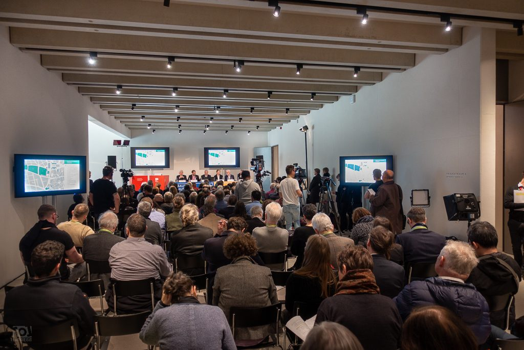 Pressekonferenz - Neues Bauhaus-Museum Weimar