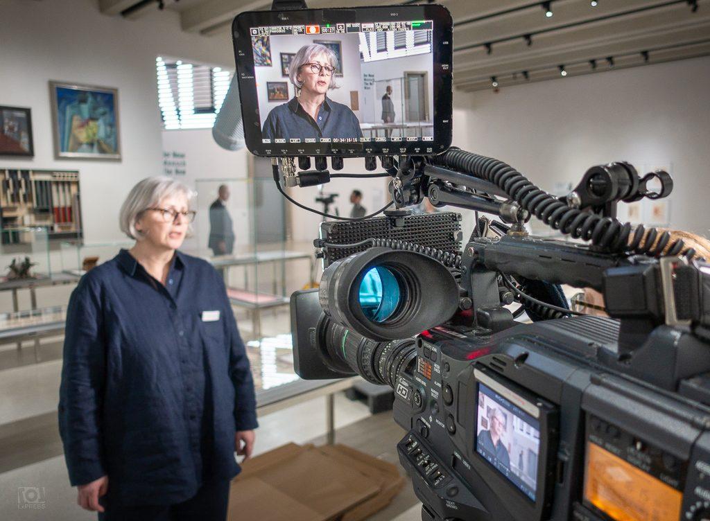 Dr. Ulrike Bestgen - Leiterin des Bauhaus Museums Weimar - im Arte-Interview