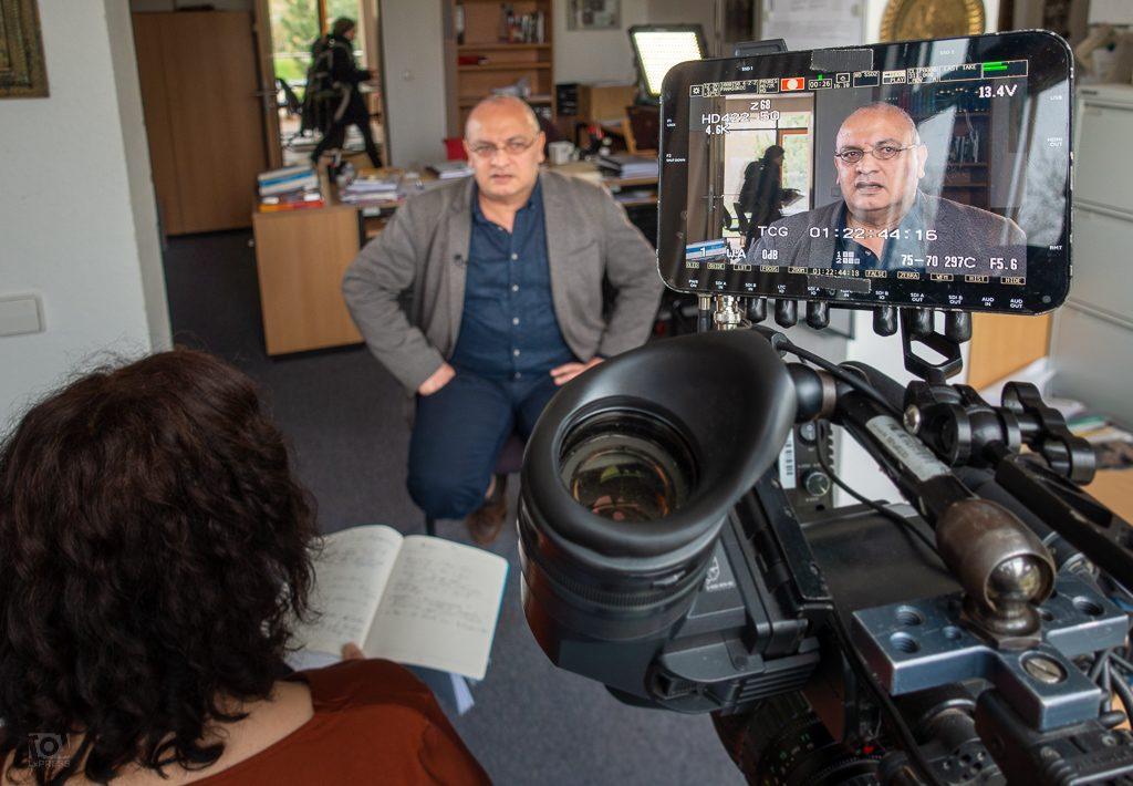 Prof. Dr. Omar Kamil im ORF-Interview