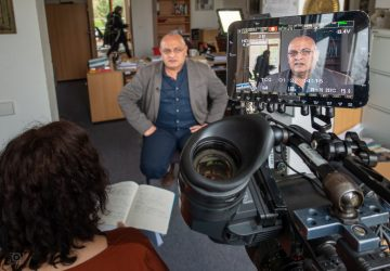 Prof. Dr. Omar Kamil im ORF-Interview