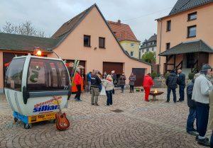 Drehtag Außenseiter-Spitzenreiter in Wilkau-Haßlau