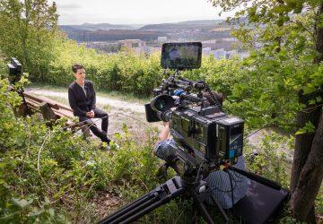 Interview mit Blick auf Jena