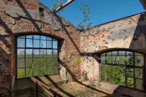 ehemalige Brikettfabrik Witznitz / Borna
