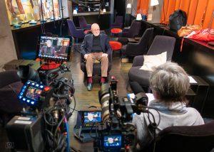 Kinofilm- und Fernsehproduzent Günther Rohrbach im MDR-Interview