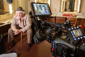 Schauspieler Uwe Dag Berlin im MDR-Interview