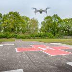Pilot für die MDR Drohne