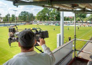 Fußball-Kameramann Nordhausen