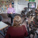 Kameramann für ARD Fakt
