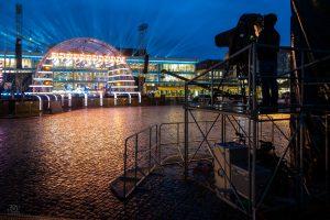 Livesendung 50 Jahre Kulturpalast Dresden