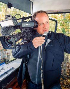 Kameramann MDR Umschau