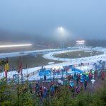 Livekameramann Biathlon Weltcup Oberhof