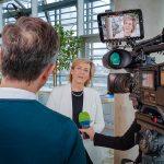 Interview mit der MDR Intendantin