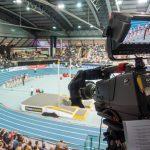 E-Kameramann Leichtathletik Leipzig