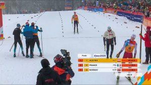 Tag 10 - FIS Ski Nordisch - Junioren WM