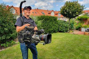 Kameramann für exakt in Göttingen