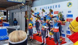 Kameramann Weltcup Altenberg