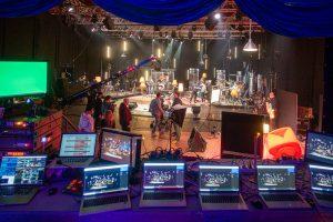 Live-Kameramann Konzert Joris