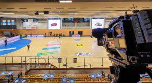 E-Kameramann Handball