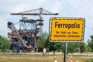 Fotograf Ferropolis