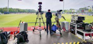 Live-Kameramann Fußball - Red Bull Leipzig